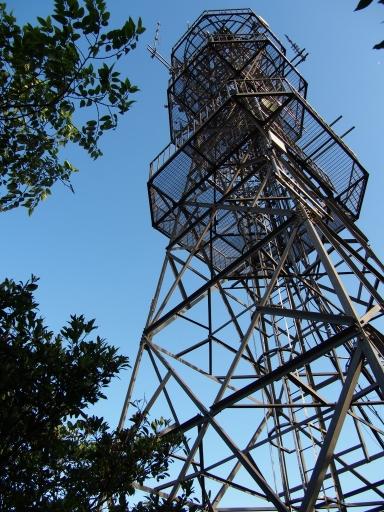 反正太平山本來就沒啥好看的,拍拍電塔收工