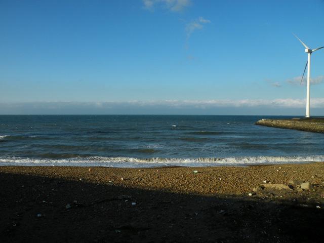 海與風的對話